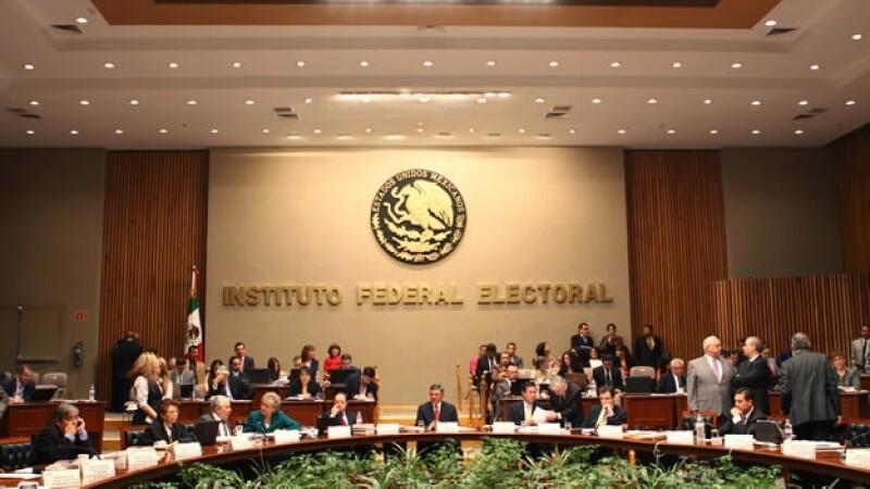 Consejo General del IFE