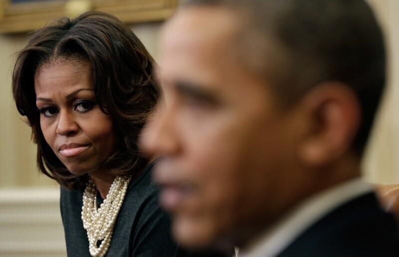 Medios de comunicación y blogs han asegurando que la primera dama de Estados Unidos habría descubierto infidelidades de Barack Obama.