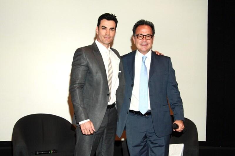 Tras los rumores de que el intérprete dejaba las grabaciones de la telenovela por celos de su familia, Zepeda confirma reemplazarlo en la producción de Nicandro Díaz.