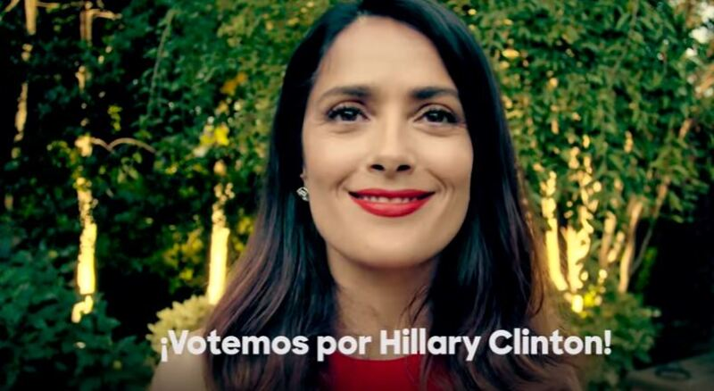 Pide unirse a favor de Clinton