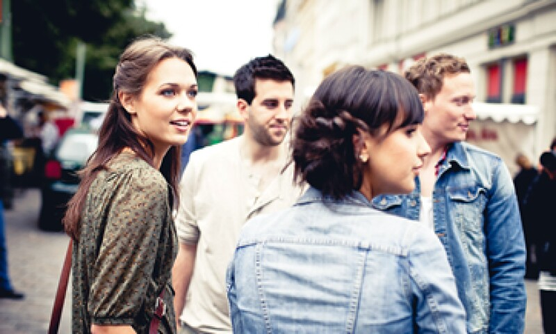 Los 'millennials' desean asesoría financiera a distancia, pero sólo dos veces al año. (Foto: Getty Images)