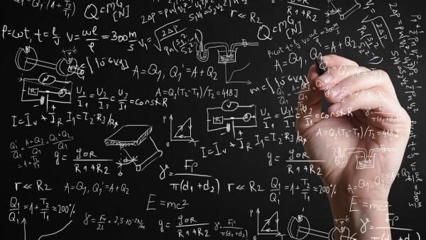 escritura fomulas algoritmo investigacion ciencia cientifico anotacion