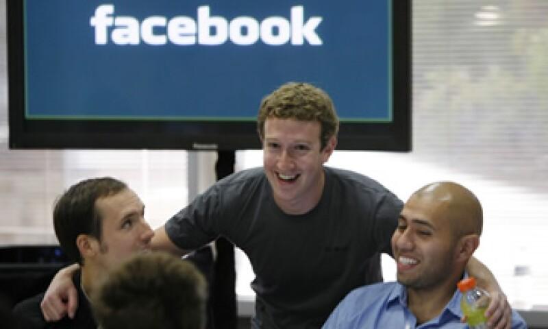 La apertura de Facebook fue una de las más volátiles de la historia. (Foto: AP)