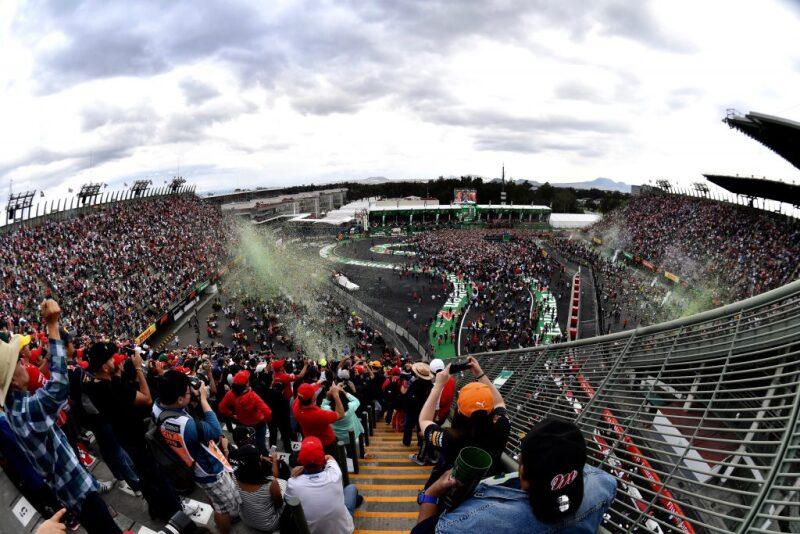 Gran Premio de México CIE negociación