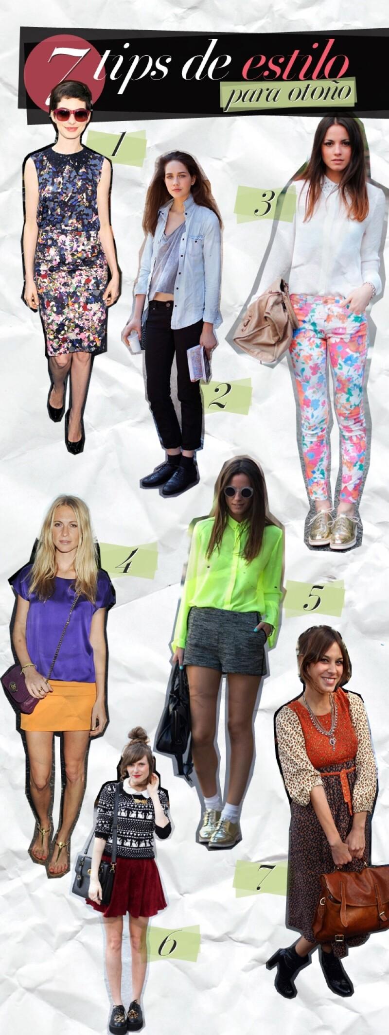 El inicio de una nueva temporada trae consigo nuevos estilos para lucir muy a la moda. Aquí te compartimos siete claves para lucir impecable.