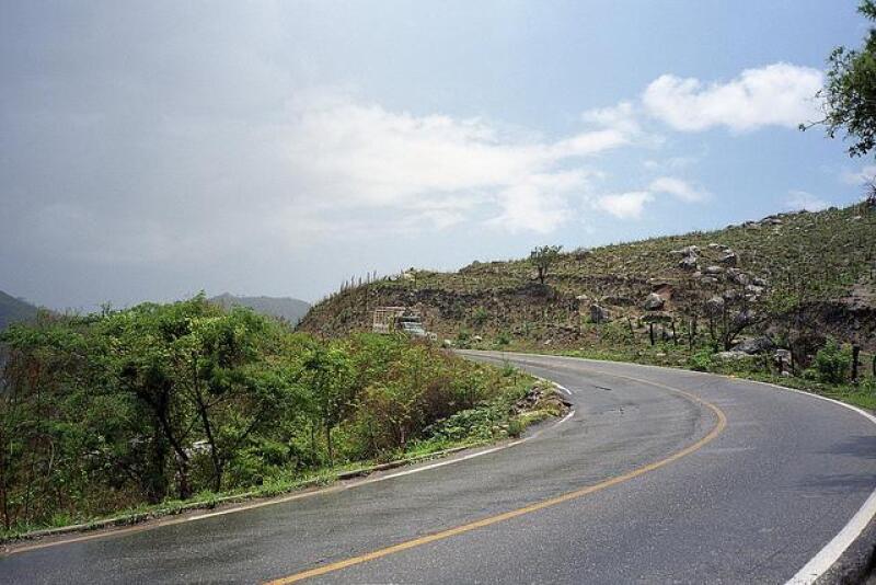 Carretera de Michoacana