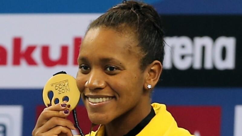 Alia atkinson, jamaica, natacion