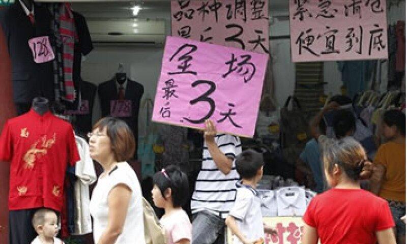 China ha dicho que combatir la inflación sigue siendo su prioridad máxima. (Foto: AP)