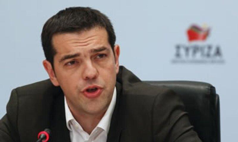 El líder izquierdista, Alexis Tsipras, indicó que tras dos elecciones, los griegos quieren una dirección clara. (Foto: Reuters)