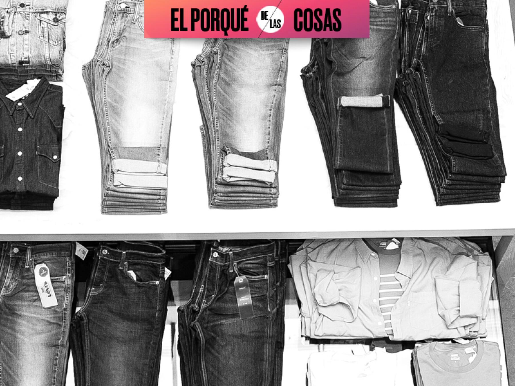 Por Que Los Jeans Tienen Una Bolsa En La Que No Cabe Casi Nada