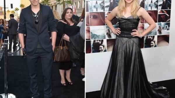 La joven actriz habló en entrevista para la revista Teen Vogue acerca de su supuesto novio, destacando la pasión con la que el hijo de David y Victoria Bekcham lleva su vida.