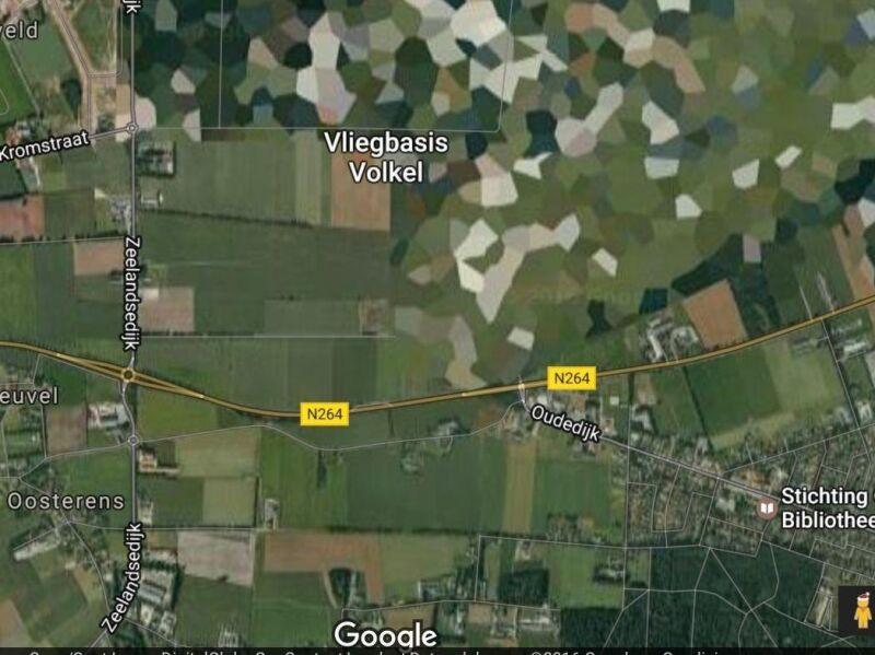 lugares ocultos en google maps
