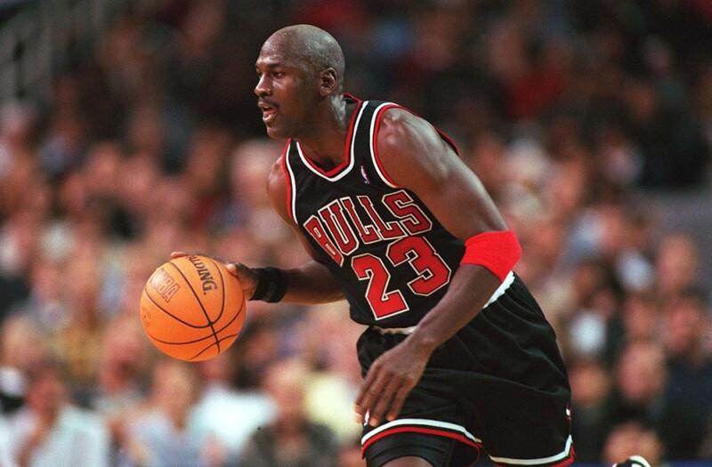 Estos son los tenis de Michael Jordan que cuestan 55,000 dólares