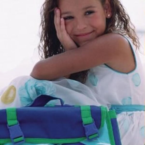 Amy formaba parte de la barra de telenovelas infantiles del Canal 2.