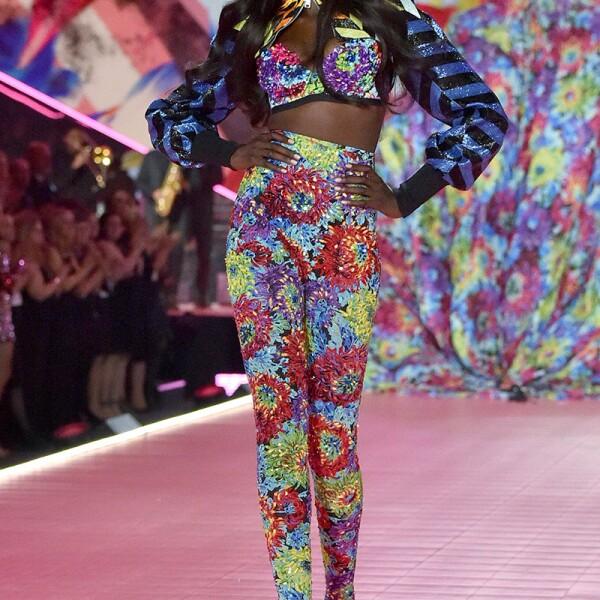 Victoria's Secret Fashion Show, Runway, New York, USA - 08 Nov 2018