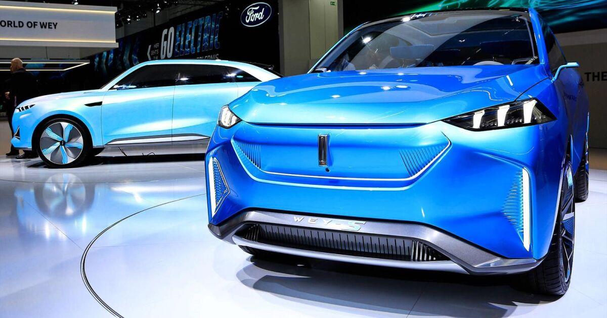 El próximo auto premium que compres será… ¿chino?