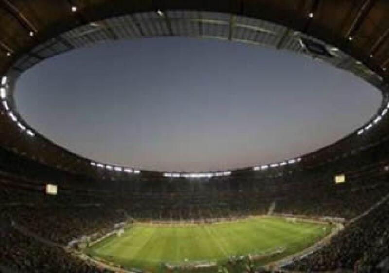 El City Stadium será protagonista de la inauguración y la final del Mundial de Futbol en Sudáfrica.  (Foto: Reuters)