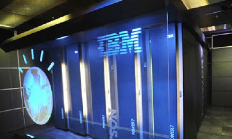 La supercomputadora Watson de IBM será parte de un centro de estudios oncológicos.  (Foto: AP)