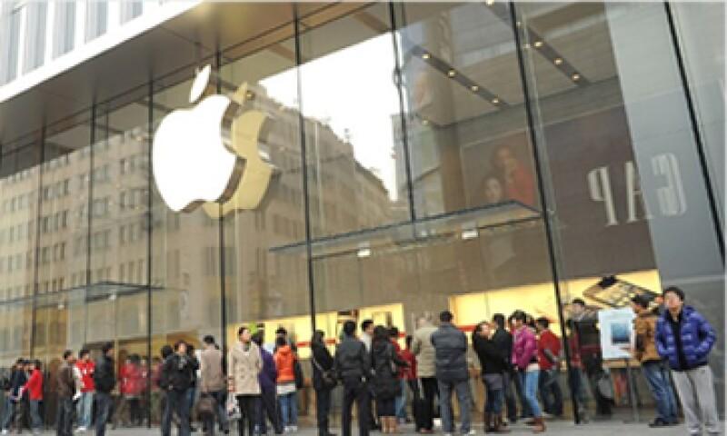 Las acciones de Apple han caído casi 25% desde mediados de septiembre. (Foto: Cortesía CNNMoney)