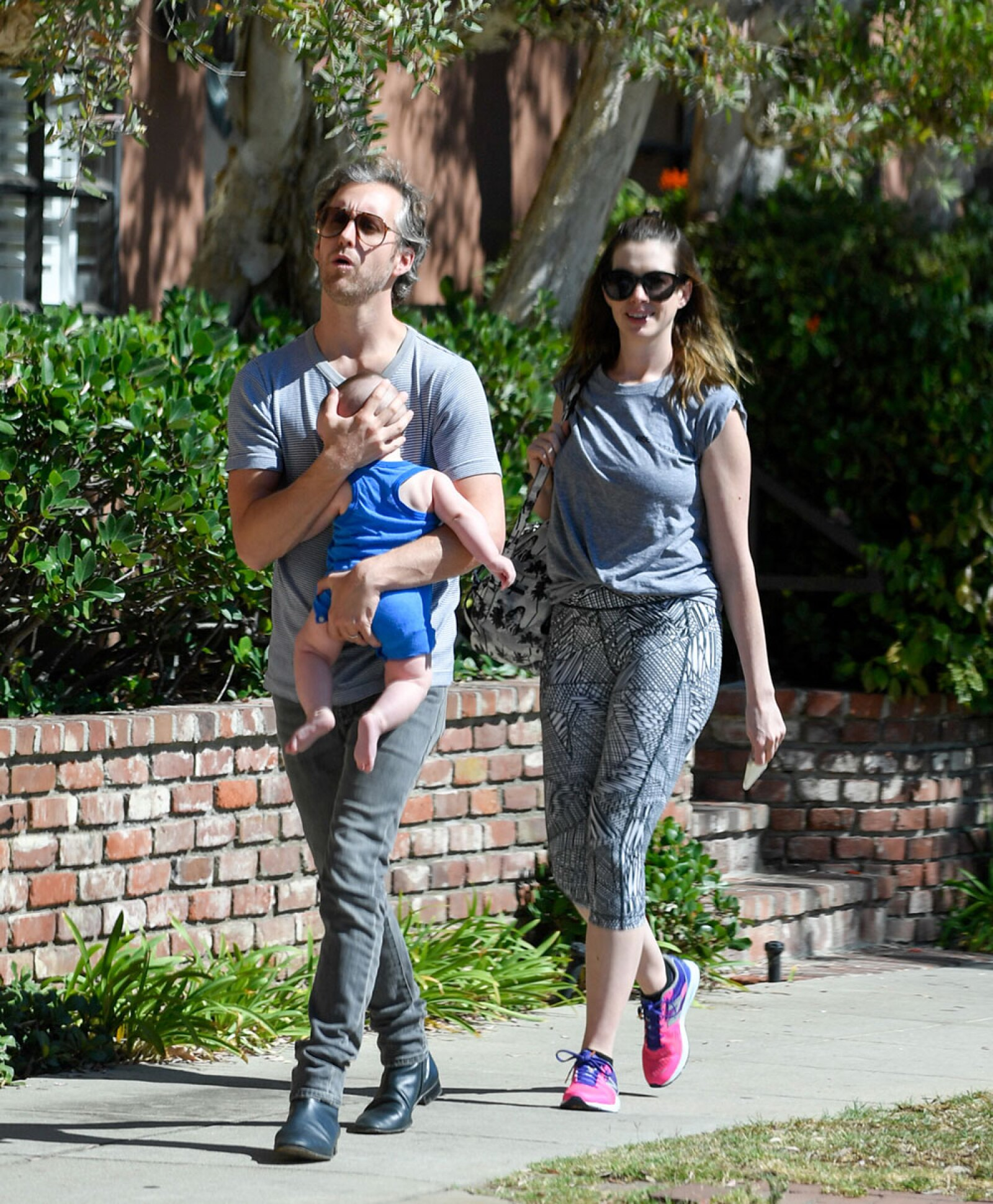 Image result for anne hathaway son