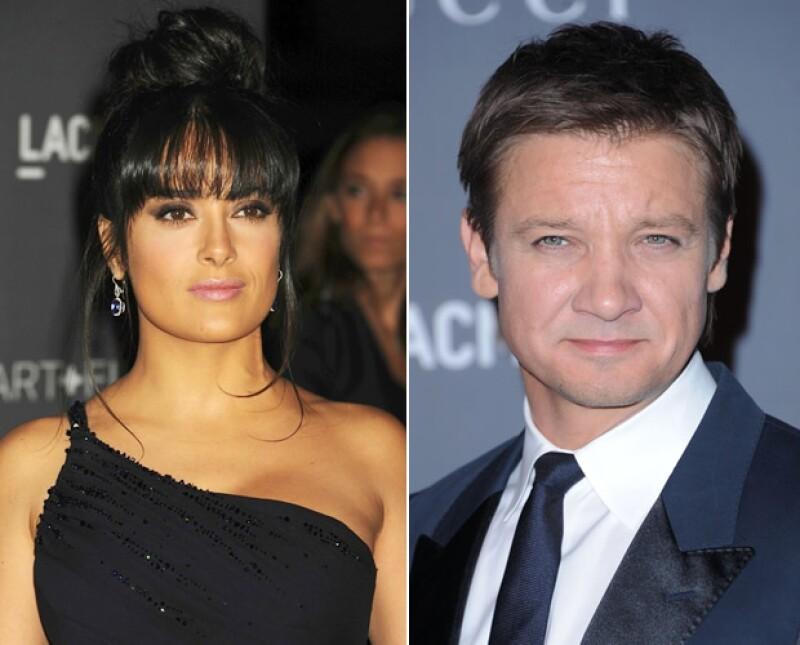 La actriz mexicana será una de las anfitrionas al lado del actor estadounidense el próximo 23 de febrero.