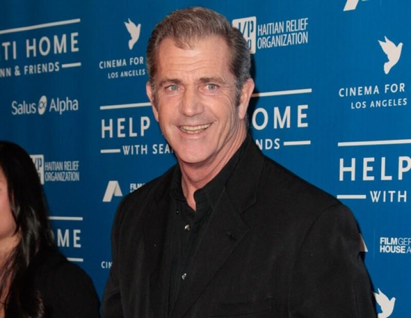 El actor fue criticado por no desarrollar un proyecto fílmico sobre judíos, de quienes habló mal en 2006 cuando fue detenido por manejar en estado de ebriedad.