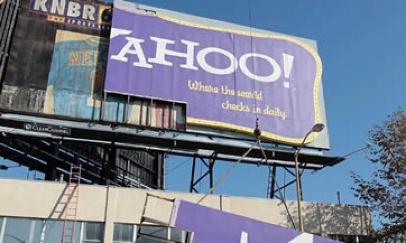 A partir de 2009 Yahoo ha enfrentado retos para crecer su negocio. (Foto: Getty Images/Archivo)
