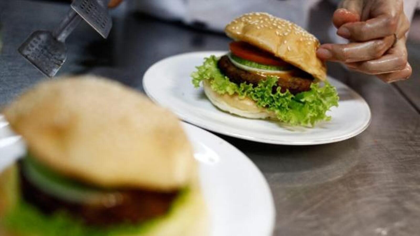 carne cobra hamburguesa
