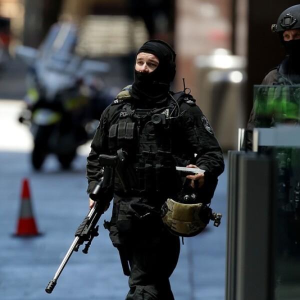 rehenes Sydney operación 8
