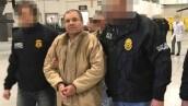 'El Chapo', de famoso narcotraficante a reo en EU