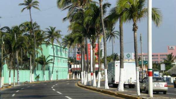 Paseo Malecon Veracruz