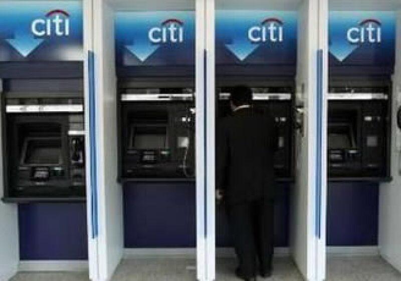 Citigroup recibió 45,000 millones de dólares del Gobierno de EU. (Foto: Reuters)