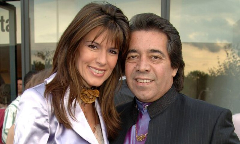 Christina Estrada y Walid Juffali se casaron en la década de los 80.