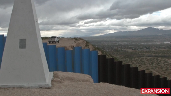 Frontera norte - muro