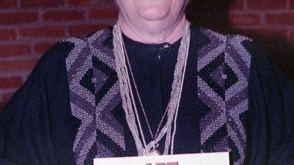 Además de actriz, Montejo era escritora y directora teatral.