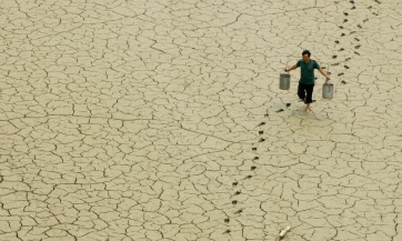 Si se superan los 2 grados de calentamiento global, enfrentaremos sequías extremas. (Foto: Reuters)