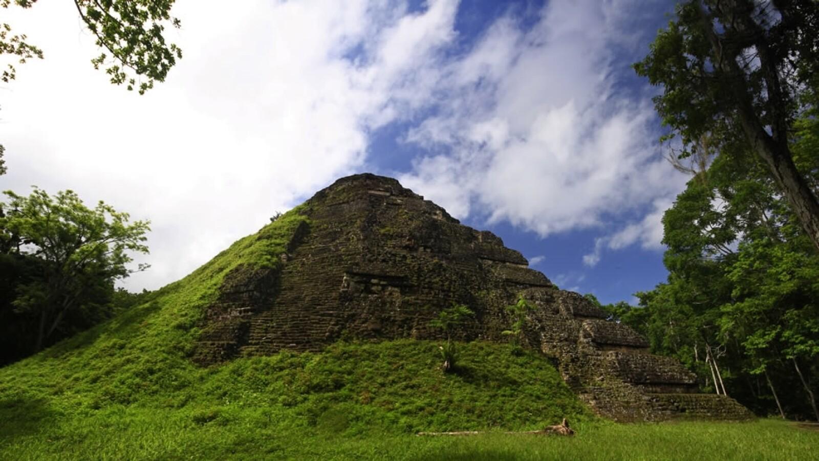 piramides tikal