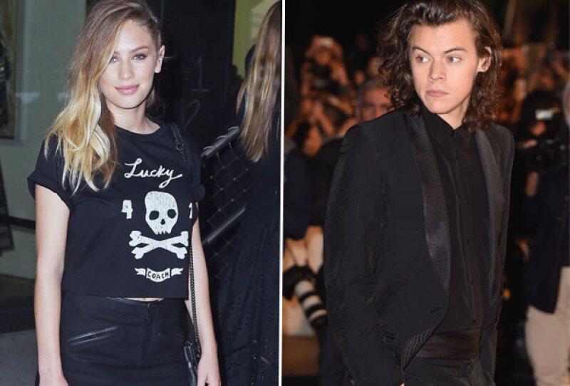 De acuerdo con fuentes cercanas, la modelo Dylan Penn, de 24 años, podría ser el nuevo interés amoroso del cantante de One Direction.