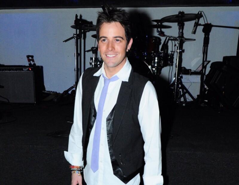 El cantante fue llamado para protagonizar el musical de OCESA, `Mentiras´, en el que dará vida a al personaje de `Emannuel´.