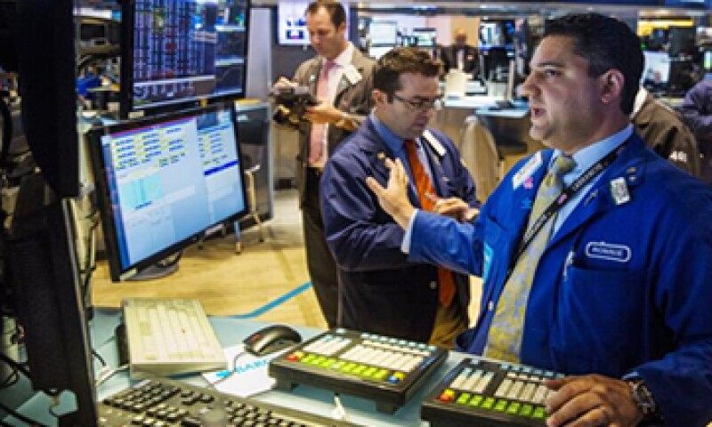 El Dow Jones avanza 0.18%. (Foto: Reuters )