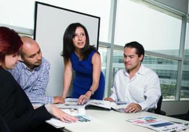 Durante el 2009 Claudia Maya trabajó arduamente en equipo para elaborar un plan anticrisis (Foto: Alfredo Pelcastre, Monda photo)