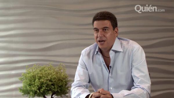 El director de la Fundación Telmex nos habla de la recompensa más bonita de realizar el trabajo que hace.