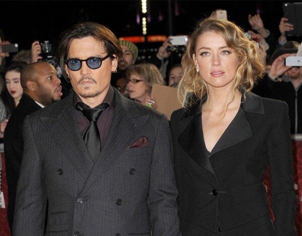La pareja se separaró tras 15 meses de matrimonio por las supuestas agresiones del actor.