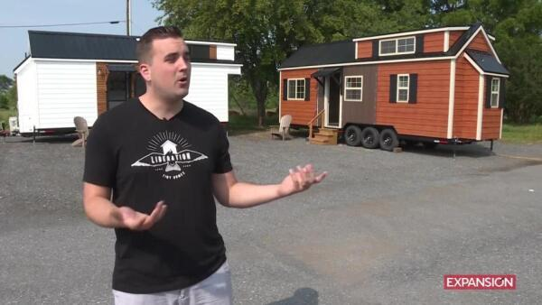 Vivir en casas de menos de 40 metros cuadrados, la propuesta de Tiny Houses