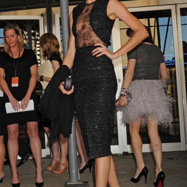 La modelo brasileña Gisele Bundchen.