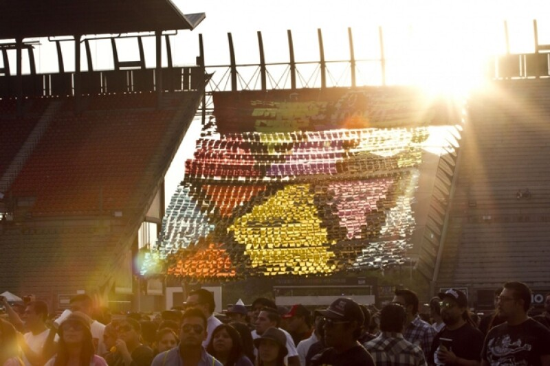 Es el 15 aniversario del festival de música.