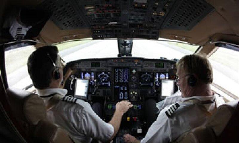 Las aerolíneas de Mexicana llegaron a emplear un total de 1,044 pilotos. (Foto: AP)