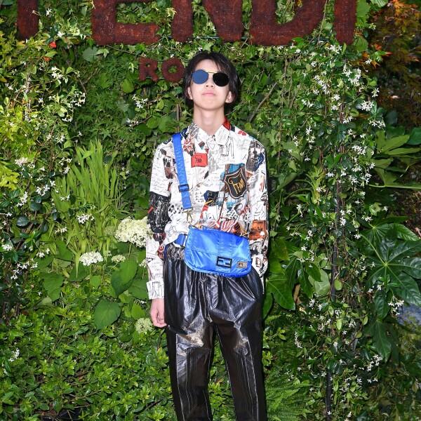 Sasaki Yoshizumi @ FENDI MSS20 Fashion Show.jpg