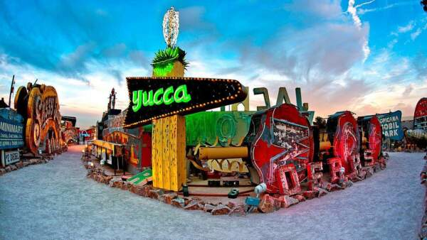 15 Atracciones Para Visitar En Las Vegas