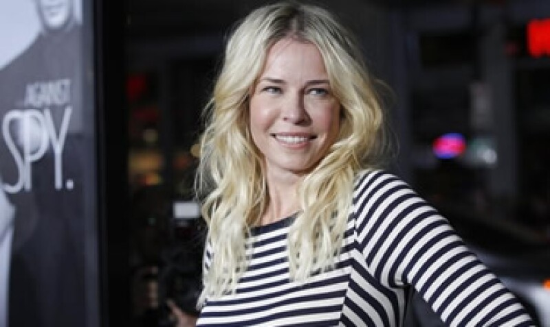 Chelsea Handler dijo que aceptó el proyecto por ser algo fuera de lo convencional. (Foto: Reuters)
